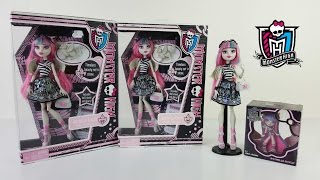 Rochelle Goyle Monster High Review
