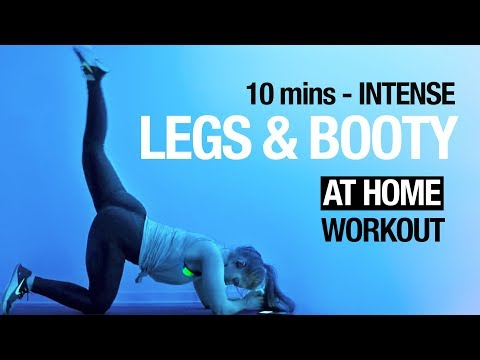 Fat burning exercises at home youtube