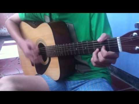 Noah Separuh Aku Only Guitar Cover by Pamungkas Atus