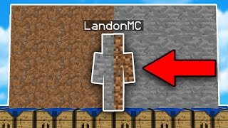 This Changed The I AM STONE Challenge FOREVER!?.. (Minecraft)
