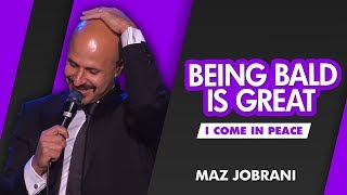"""Being Bald is Great"" 