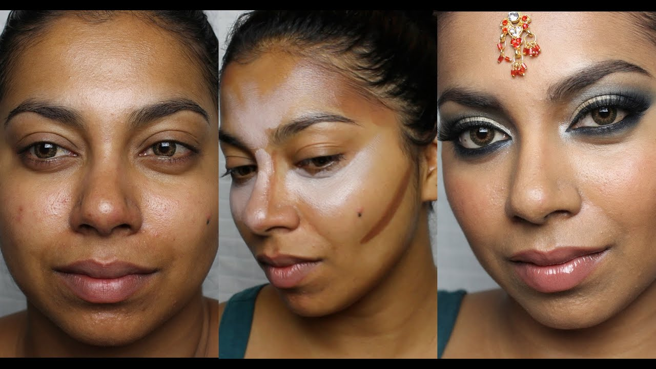 How to do contour makeup