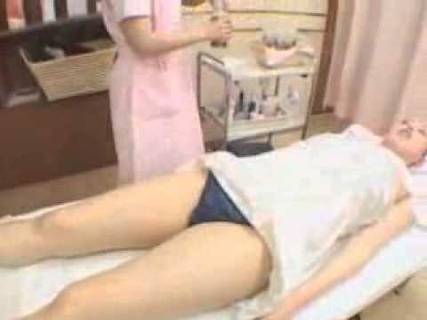 Hot Massage video