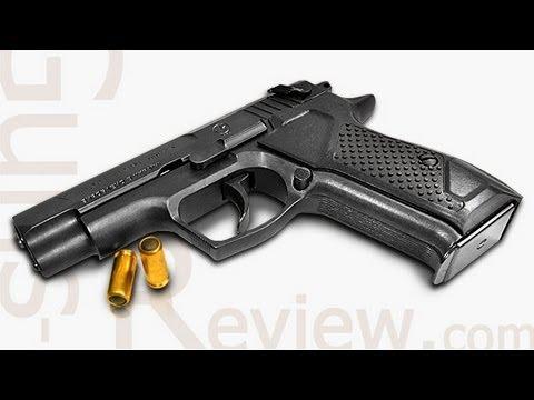 Травматического пистолета гроза 02