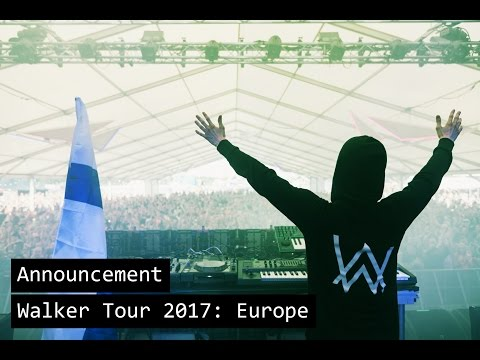 download lagu Alan Walker - Walker Tour 2017: Europe Trailer gratis