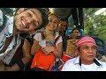 Filipinler'de Acayip Otobüs Yolculuğumuz