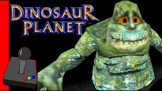 Dinosaur Planet / Star Fox Adventures Beta Elements Discovered! - H4G