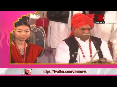 A glimpse of Zee Jaipur Literature Festival