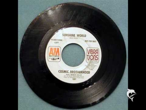 Cosmic Brotherhood - Yentra II (1969)