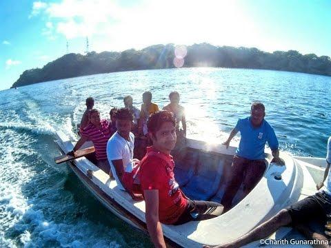 A Cruise in Blue Ocean Trincomalee - SJ4000