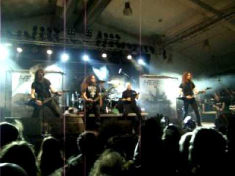 Heathen - Open The Grave (Live @ Thrashfest Classics in Gießen)