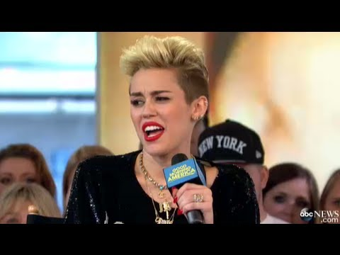 WTF! Miley Cyrus Disses One Direction & Justin Bieber?!