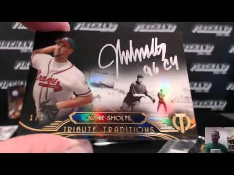 Immaculate Tribute to Classic Legacies Baseball 6 Box Mixer Break #7 ~ 5/6/16