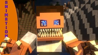 Witch Life 1 (Magrat from Monster School) - Minecraft Animation
