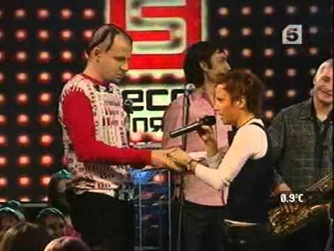 Сурганова и Оркестр в программе 5 песен на пятом