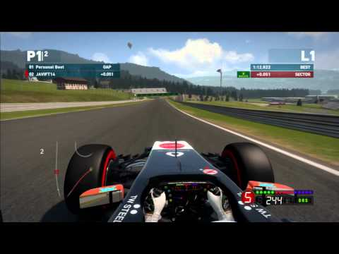 F1 2014 | Force India en Austria (Red Bull Ring)
