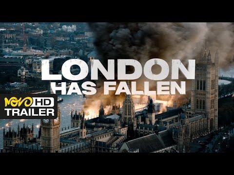London Has Fallen - Official Trailer 2016 [HD]