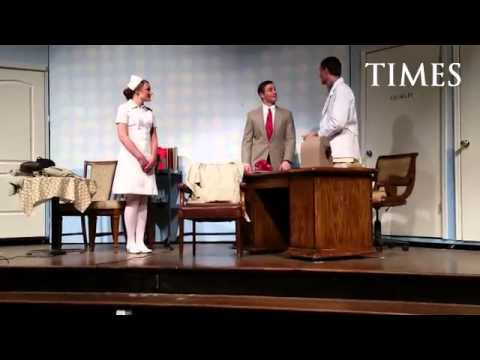 "Fort Morgan High School's spring play ""Harvey"""