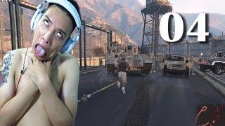 [GTA 5] Bình Luận GTA 5 Chán Sống Vào Khu Quân Đội Tự Sát - NTN