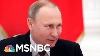 Inside Barack Obama's Secret Struggle Against Vladimir Putin   Morning Joe   MSNBC