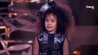 NICOLE GATTI - Piece of my Heart - La Academia Kids 2 - Concierto 10