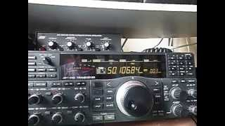 QSO with UK9AA on  6m 2013/Jun.18