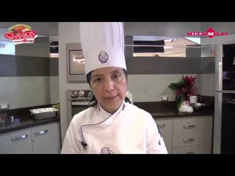 Ceviche de palmito y Bolitas de Turrón - Cursos de Cocina Megamaxi