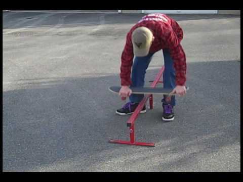 How to Backside Boardslide