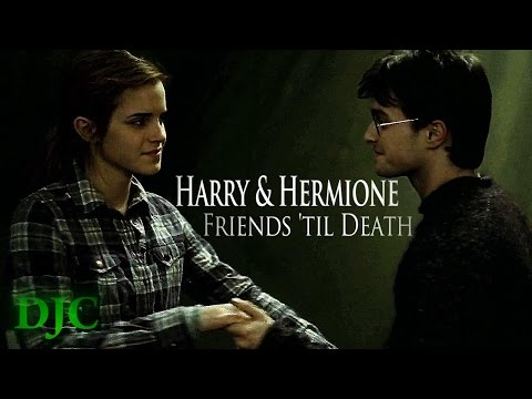 Harry & Hermione-Friends 'til Death