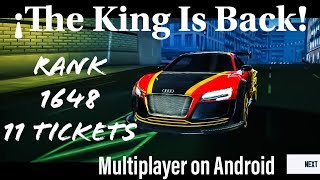 Asphalt 8: Testing the Audi R8 E-tron SE | April 2019 | The king is back?
