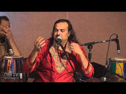 Amjad Sabri Qawal in Chicago Nov 23 2013 Part 3