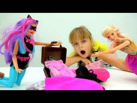 Мультики про Барби: Тереза ищет платья