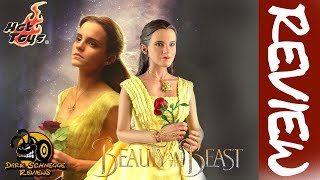 Hot Toys   Beauty and the Beast BELLE Review [German/Deutsch]