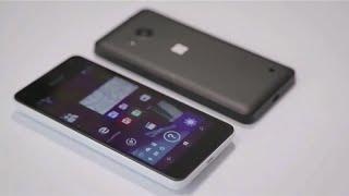 Microsoft Lumia 550 vs Lumia 640