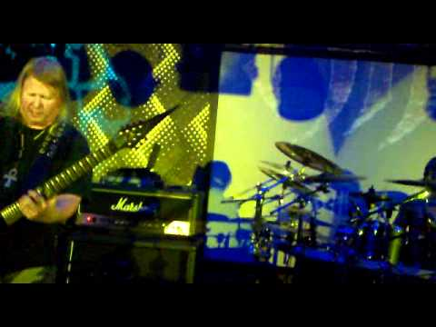 Nile - Hittite Dung Incantation (live in Rome 2011) [HQ]