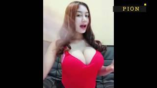 Pamela Duo Serigala unggah video d3w454 pada lebaran kali ini