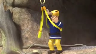 Fireman Sam US | Flying out the Caves! 🚁 Fireman Sam Best Bits 🔥Videos for Kids