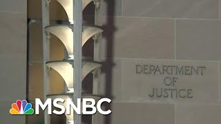 Watch DOJ's Robert Mueller Report News Break On Live TV | The Beat With Ari Melber | MSNBC