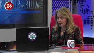 Kültür ve Bilim Saati | ESOGÜ Prof.Dr.Naime Arslan