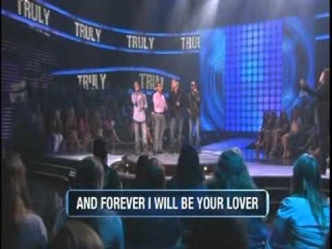 Backstreet Boys - Don't Forget The Lyrics Part 1