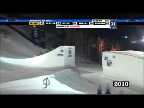 Bobby Brown wygrywa Freeskiing Big Air na Winter X Games 14