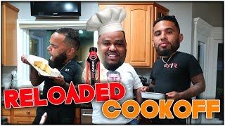OMI IN A HELLCAT HAS A COOK OFF WITH FRIENDS