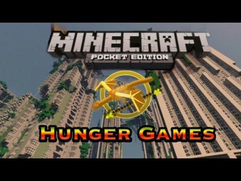 (0.10.0) Survival Games Server!   Minecraft Pocket Edition Hunger Games Server! WORKING! (10.0)