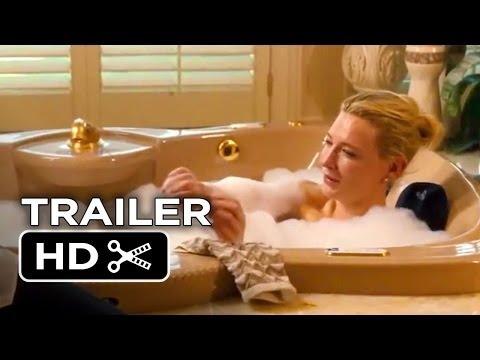 Blue Jasmine Official Trailer #2 (2013) - Woody Allen Movie HD