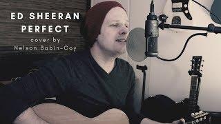 Download Lagu Ed Sheeran - Perfect (acoustic cover) #babincoy Gratis STAFABAND