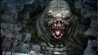 Metro 2033. The scariest moment. DX11, i5 & GT 540M [HD]