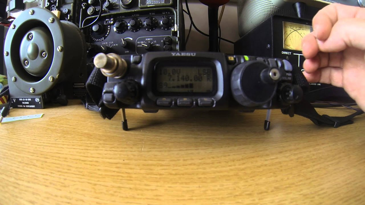 How to make the most out of your Yaesu FT-817 - The RFGain - M0VST ...