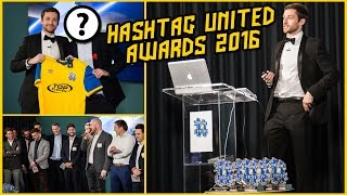 HASHTAG UNITED AWARDS 2016 & NEW SIGNING REVEALED!