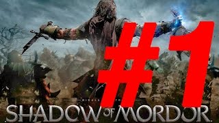 Shadow of Mordor - Gameplay ITA - walkthrough #1 - Intro e prima missione