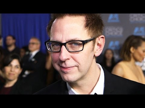 James Gunn Talks Spider Man & Rocket Raccoon Solo Film